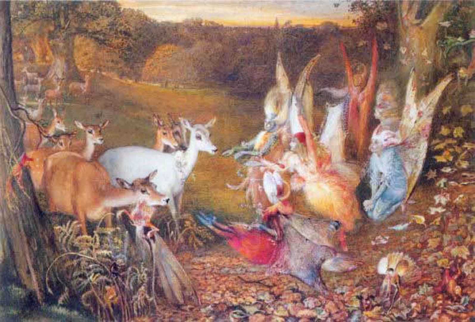 Previous Fairy Wallpaper Enchanted Forest