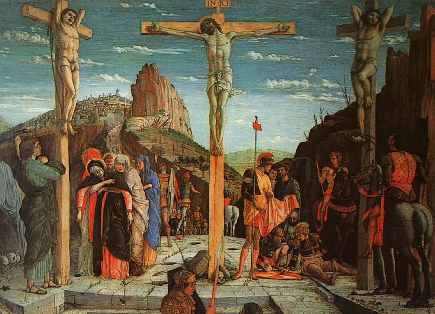 a representation of the crucifixion of jesus christ in the paintings the crucifixion by joos van cle 0892362197pdf - ebook  george goldner has been put in charge of the museum's paintings as well as drawings  antoine coypel the crucifixion (no 54.