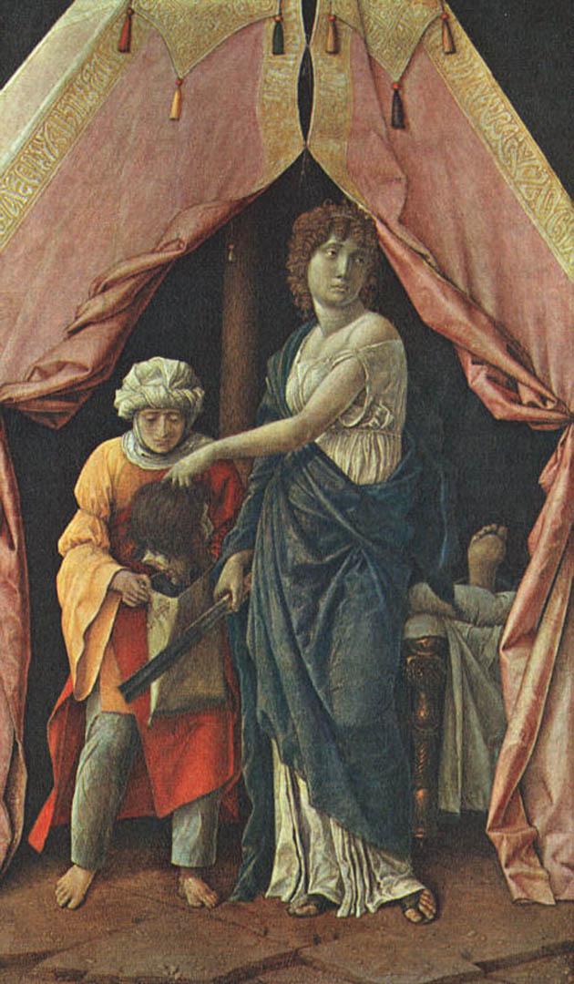 Judith And Holofernes - Italian Renaissance Andrea ...