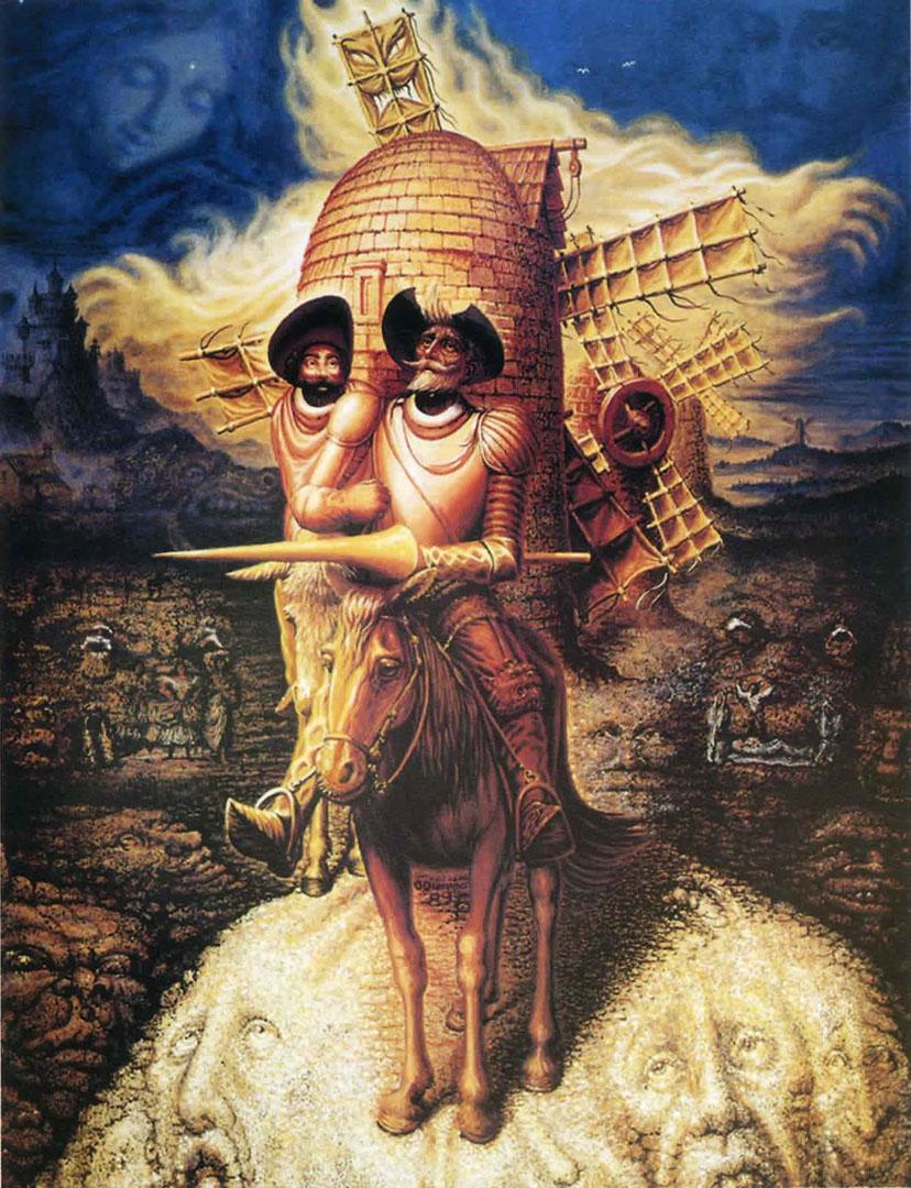 Chao Time Don Quixote De La Marie Jois The One Piece Podcast
