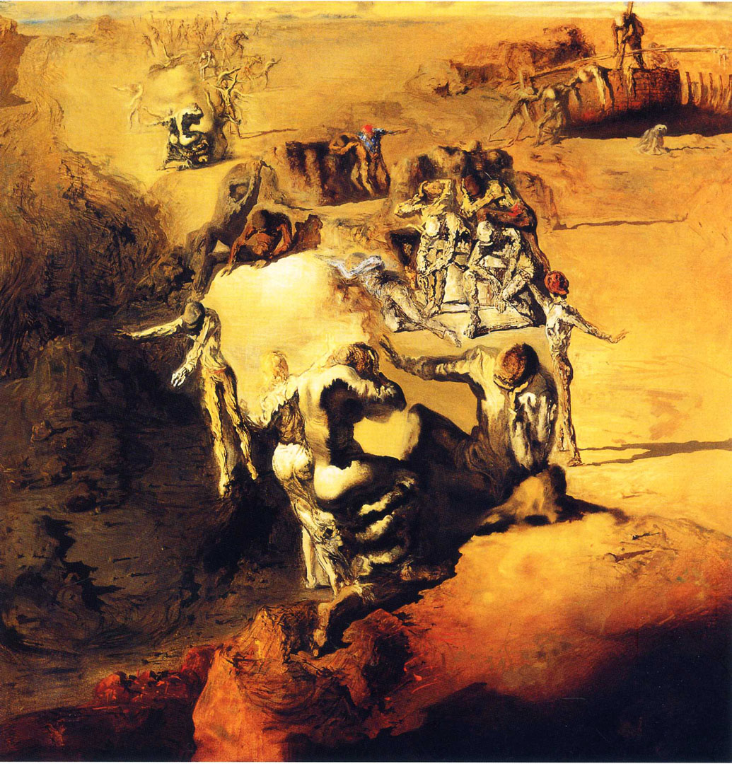 Previous salvador dali wallpaper · old man