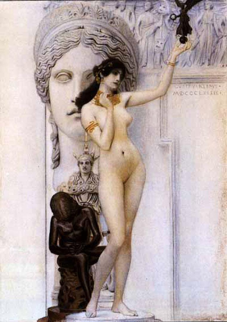 Allegorical Sculpture
