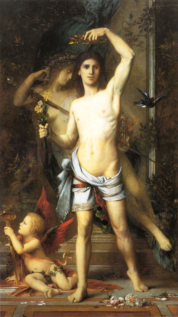 The Young Man And Death
