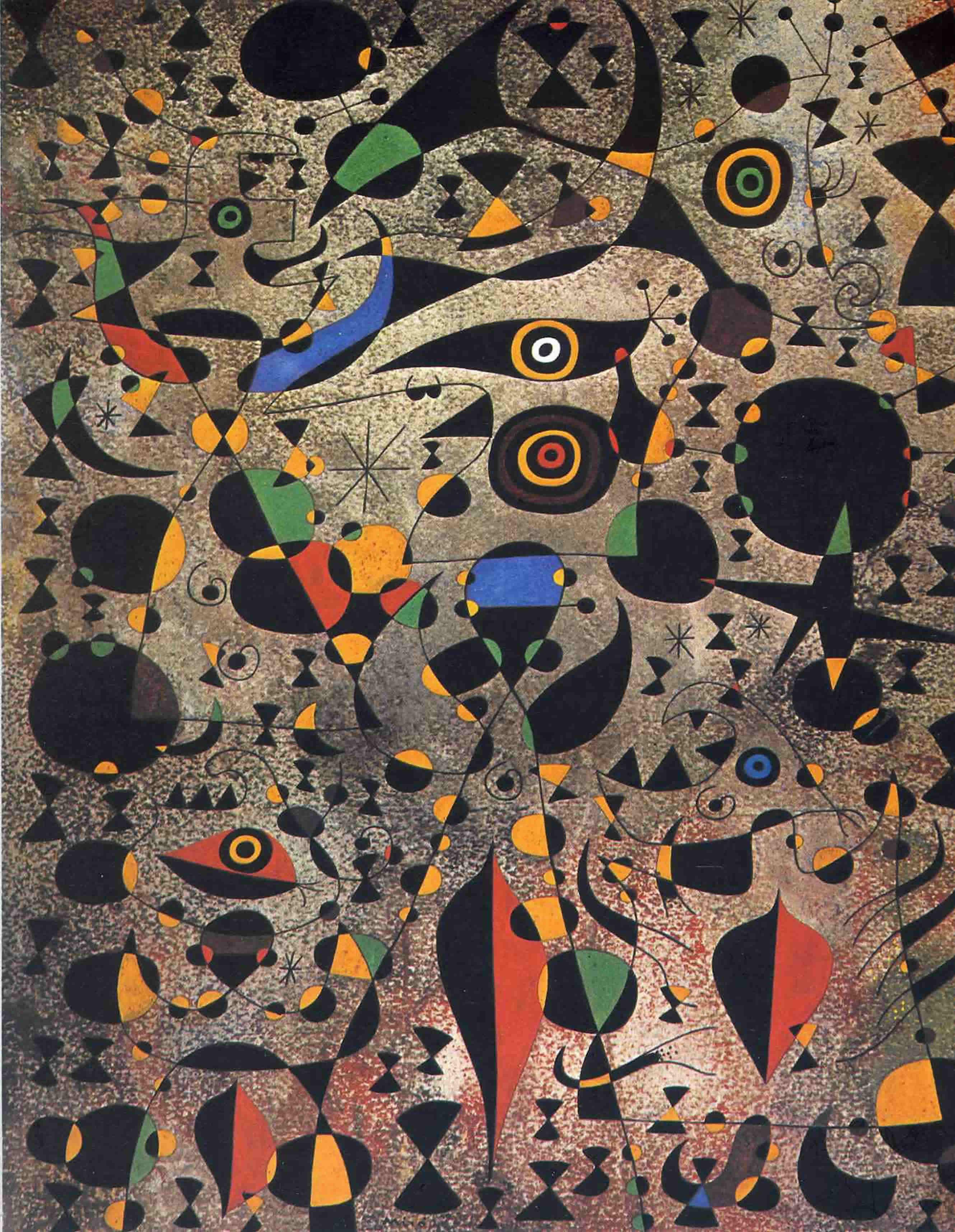 Displaying 16> Images For - Joan Miro Surrealism...