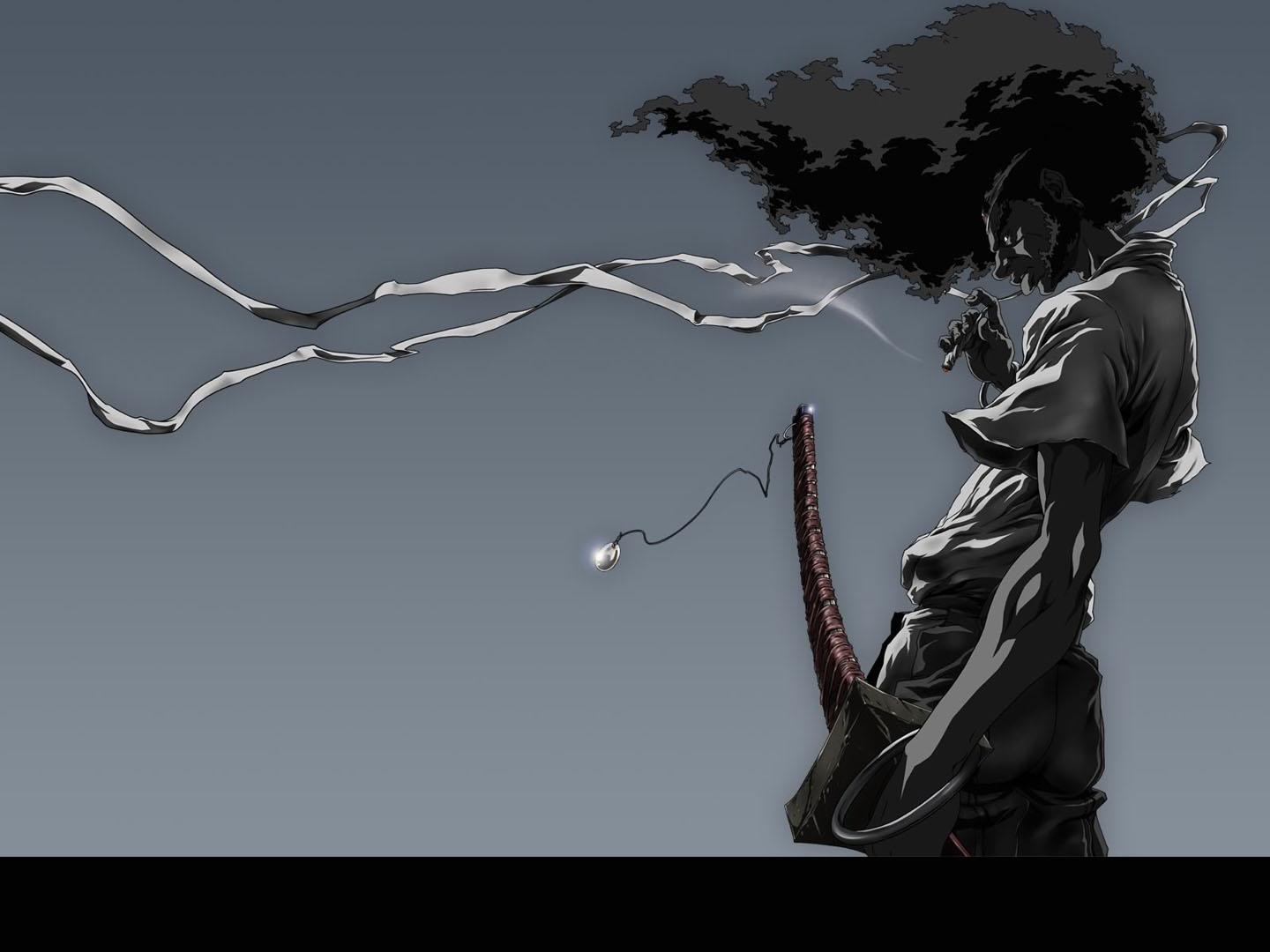 Previous Afro Samurai Wallpaper Blowing In The Wind