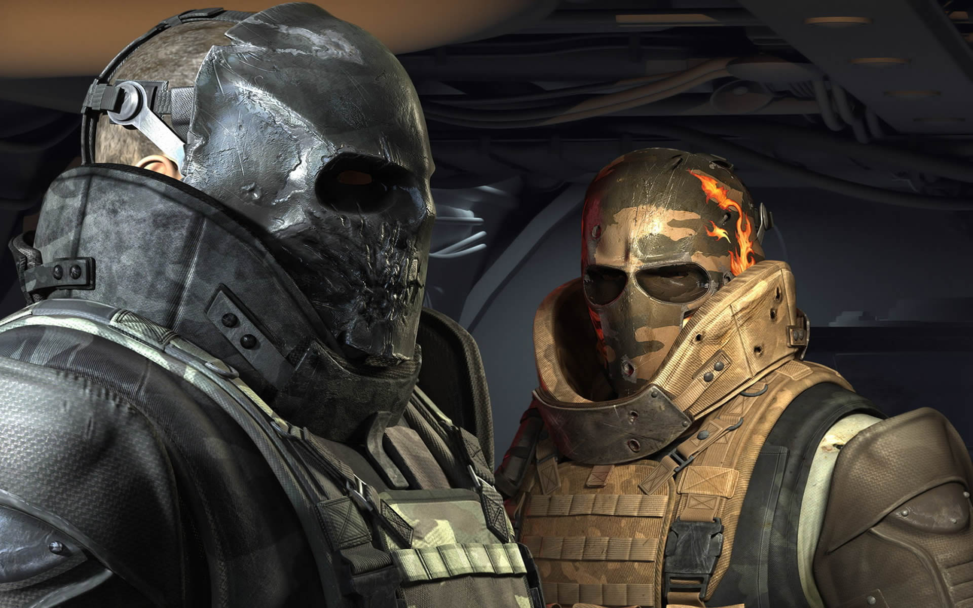Go Army Wallpaper: Army Of Two Wallpaper