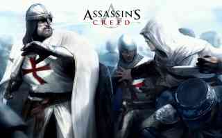 altair fighting templar knights