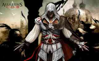 altair with knives