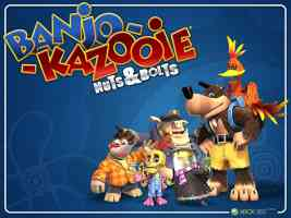 kazooie nuts n bolts