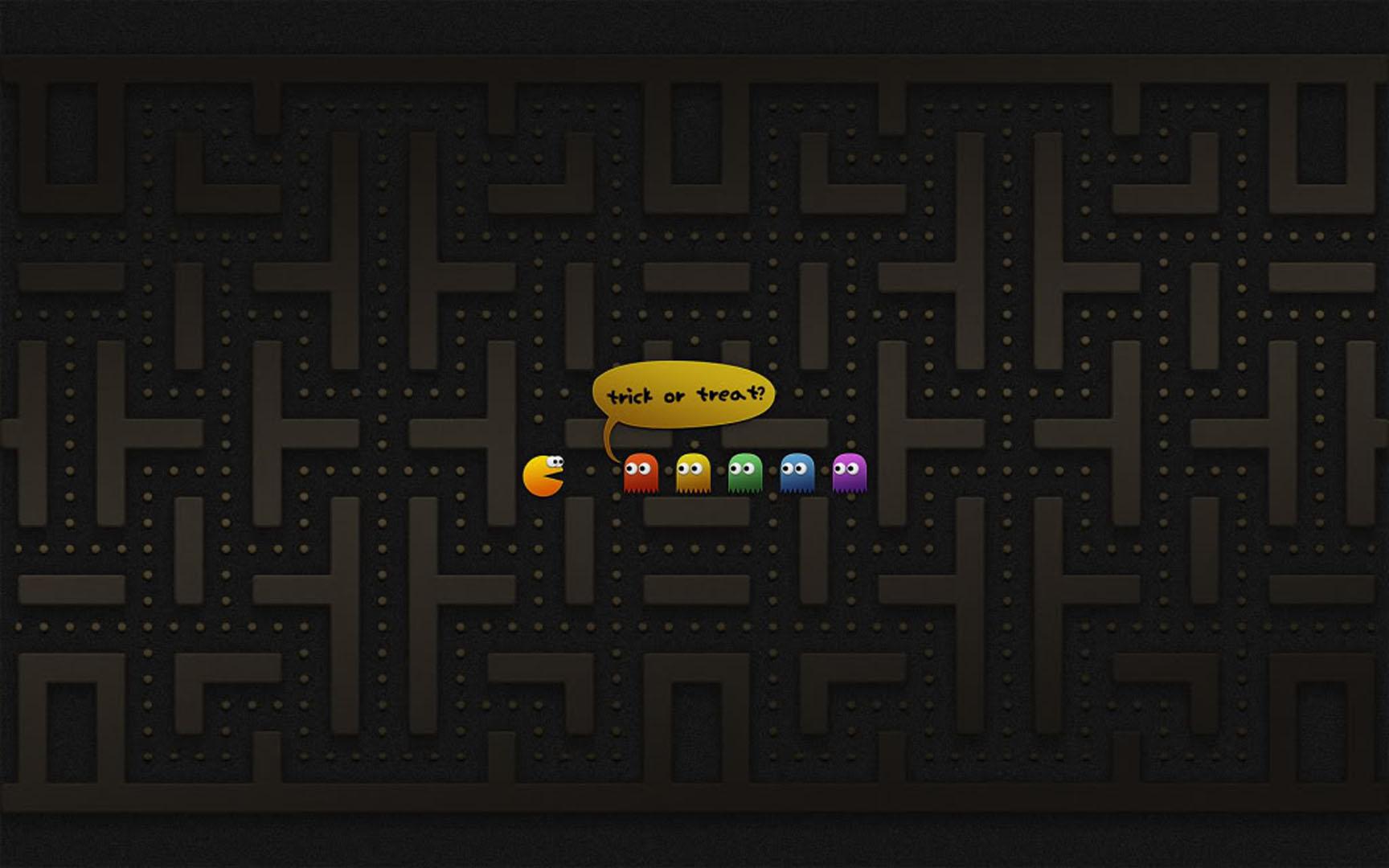 Halloween Pacman