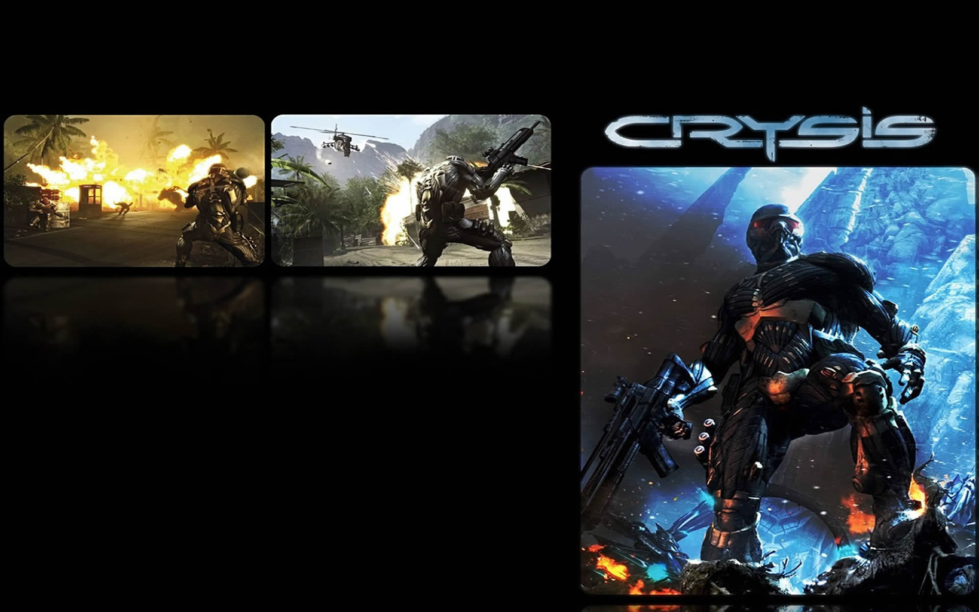 Multiple Window Crysis