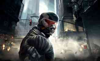soldier on the smog filled streets