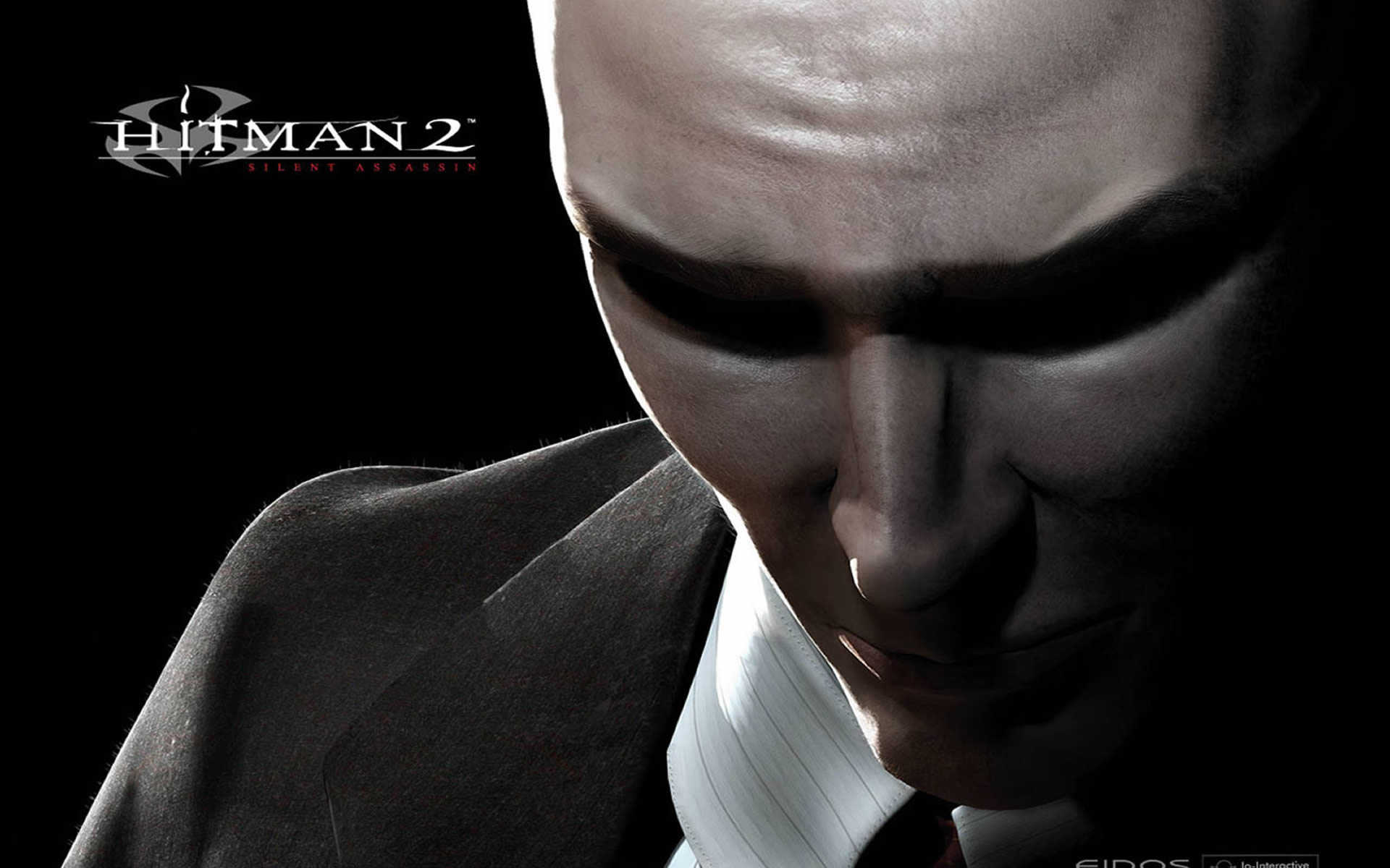 Agent 47 With Semi Automatic Pistols