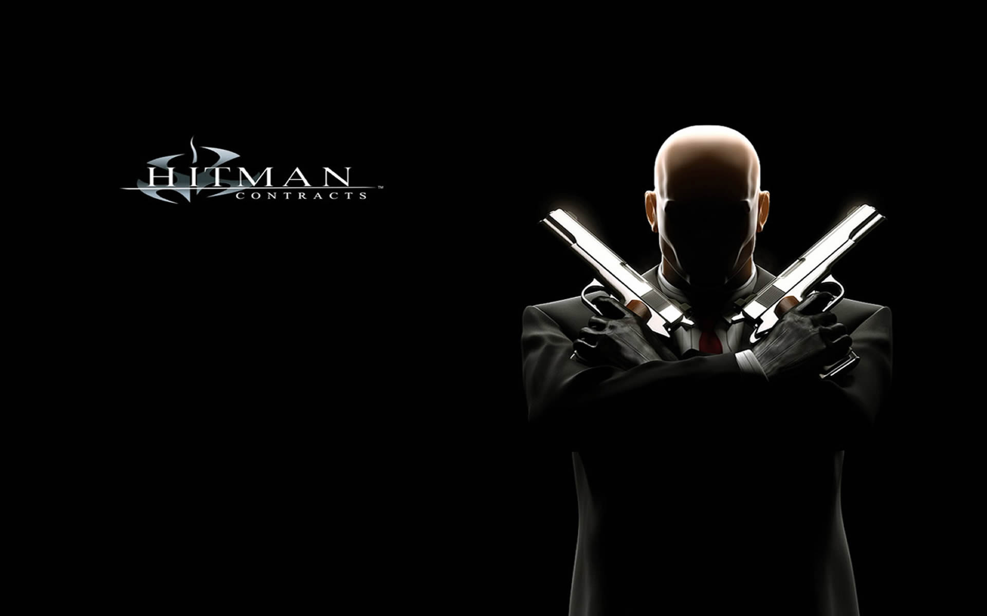 Logo Shadow Hitman Contracts Wallpaper