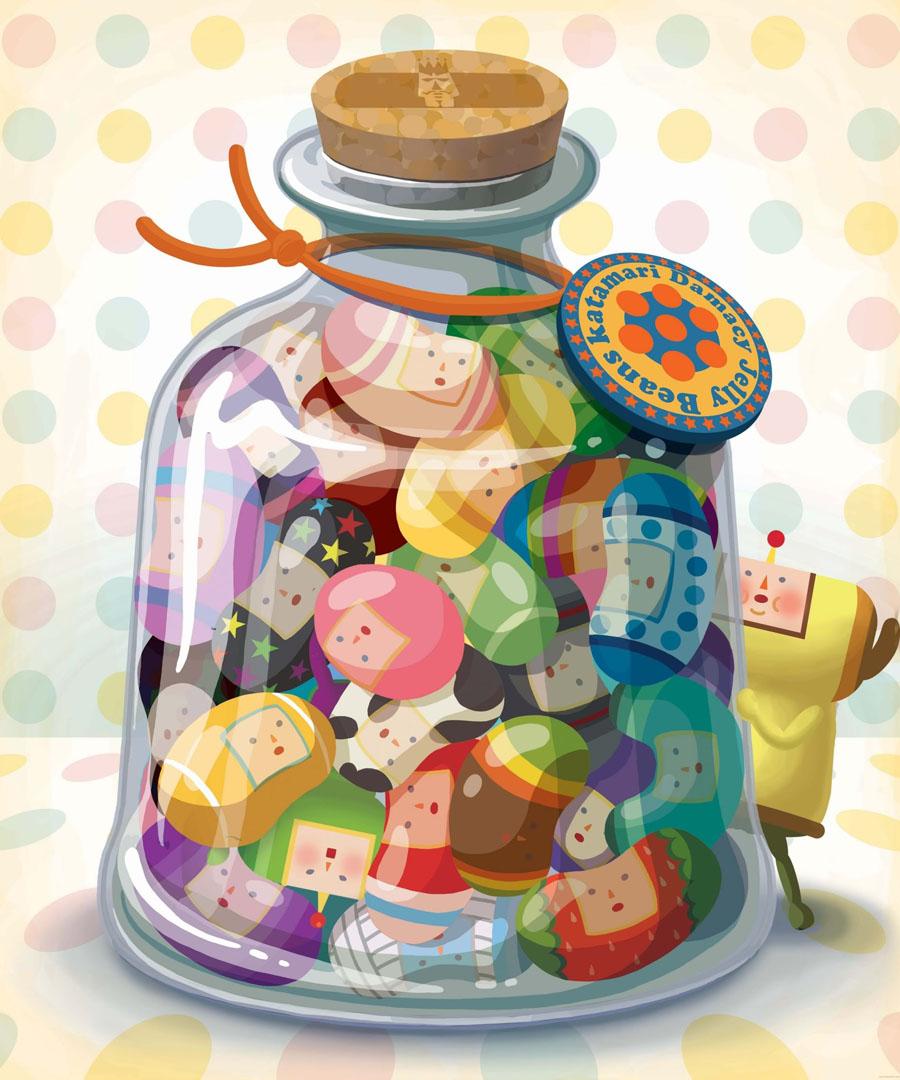 Jelly Bean Princes