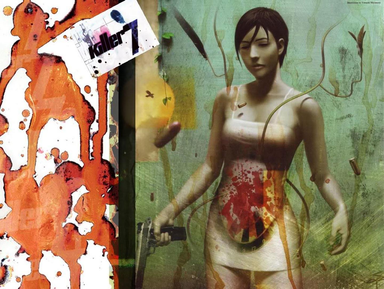 Kaede In A Bloody Dress