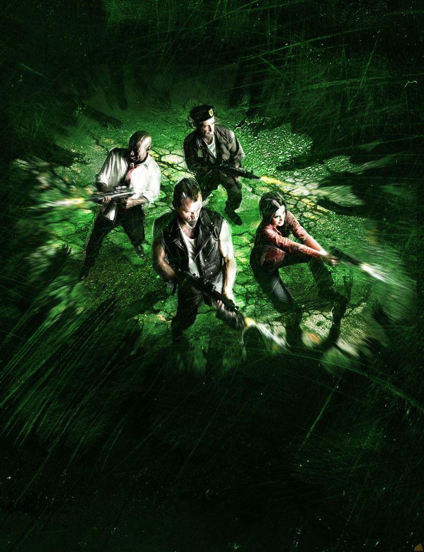 Green Zoomed Survivors