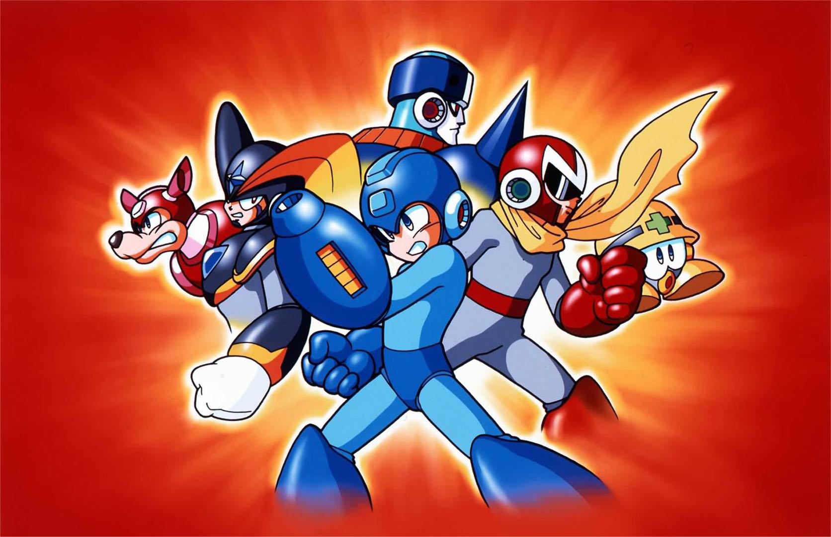 The Megaman Team