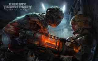 strogg soldier pins back gdf marine