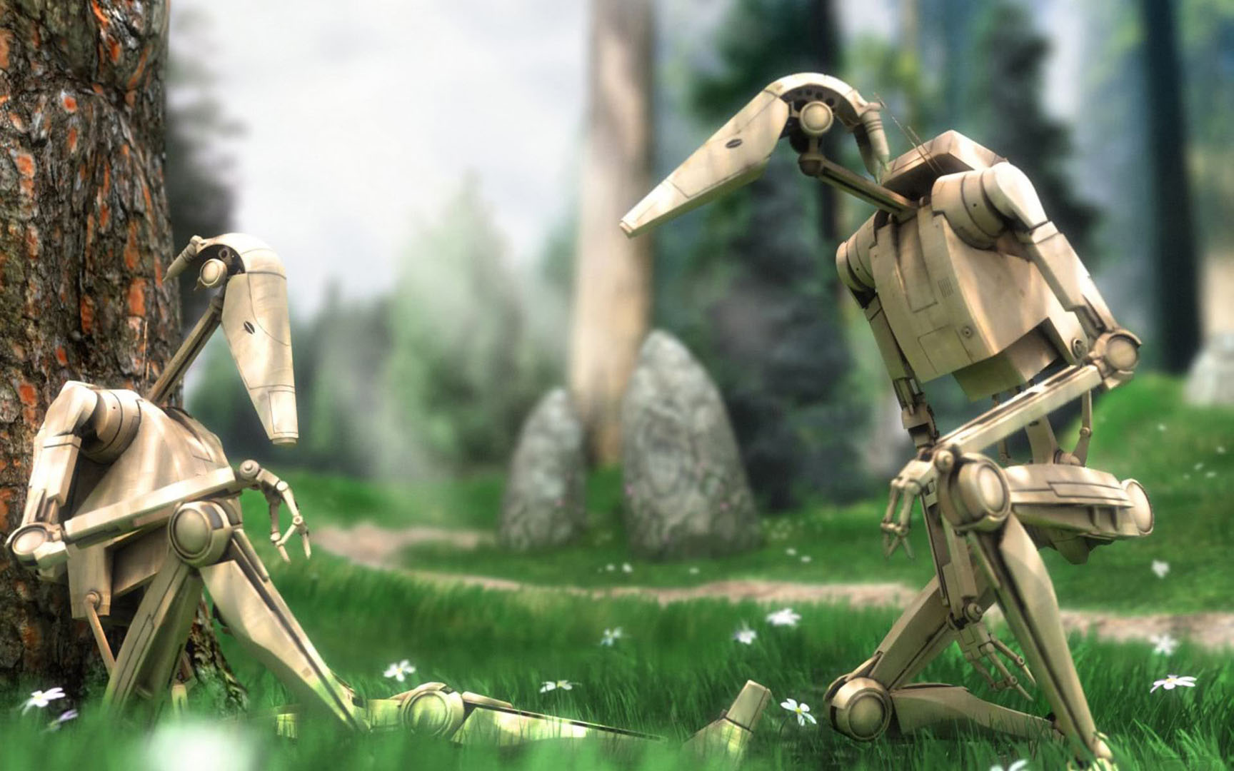 Battle Droids