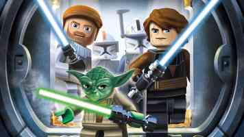 lego luke anakin and yoda