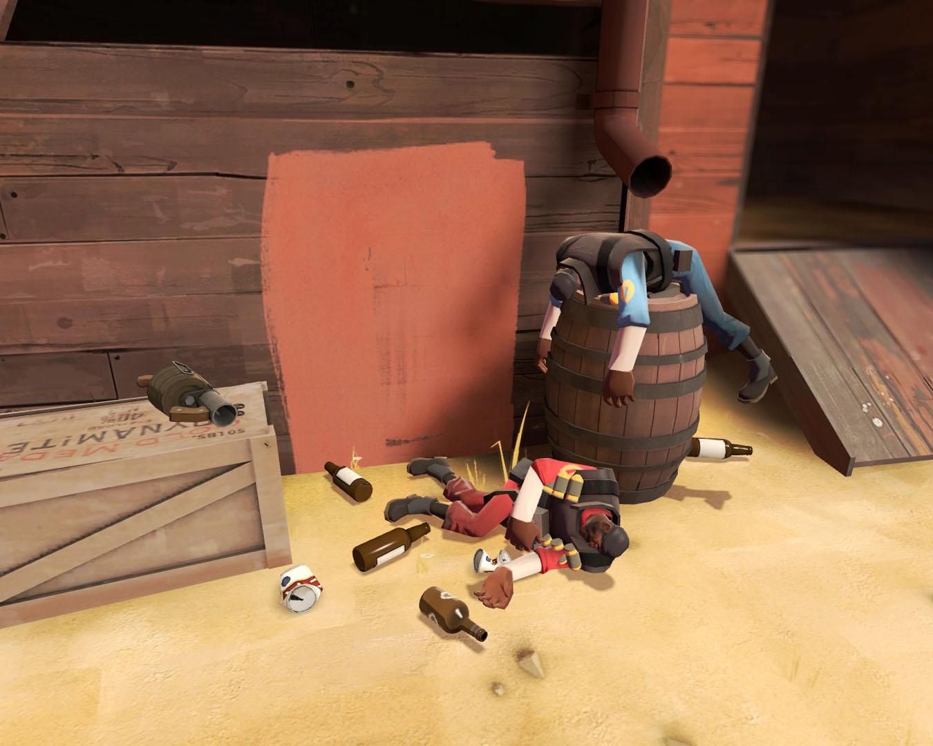Drunken Demoman