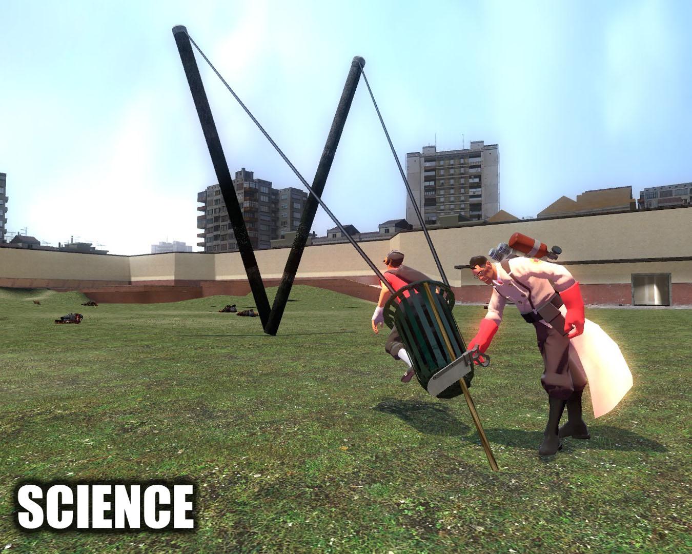 Human Catapult