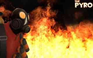 pyro fire