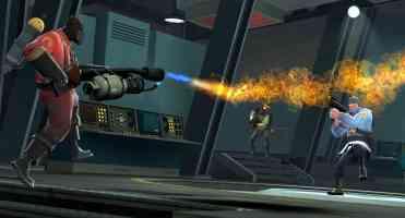 pyro vs soldier