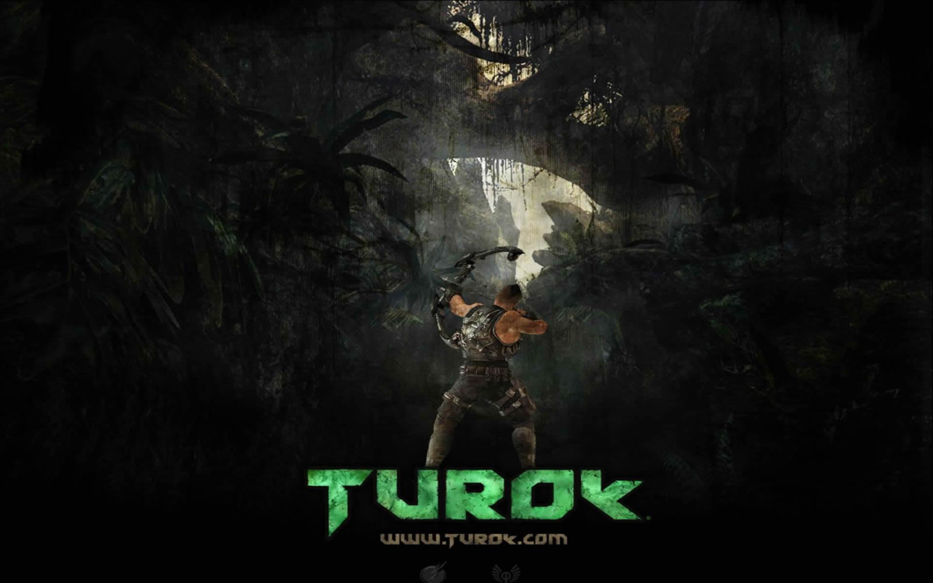 Turok Shooting Bow