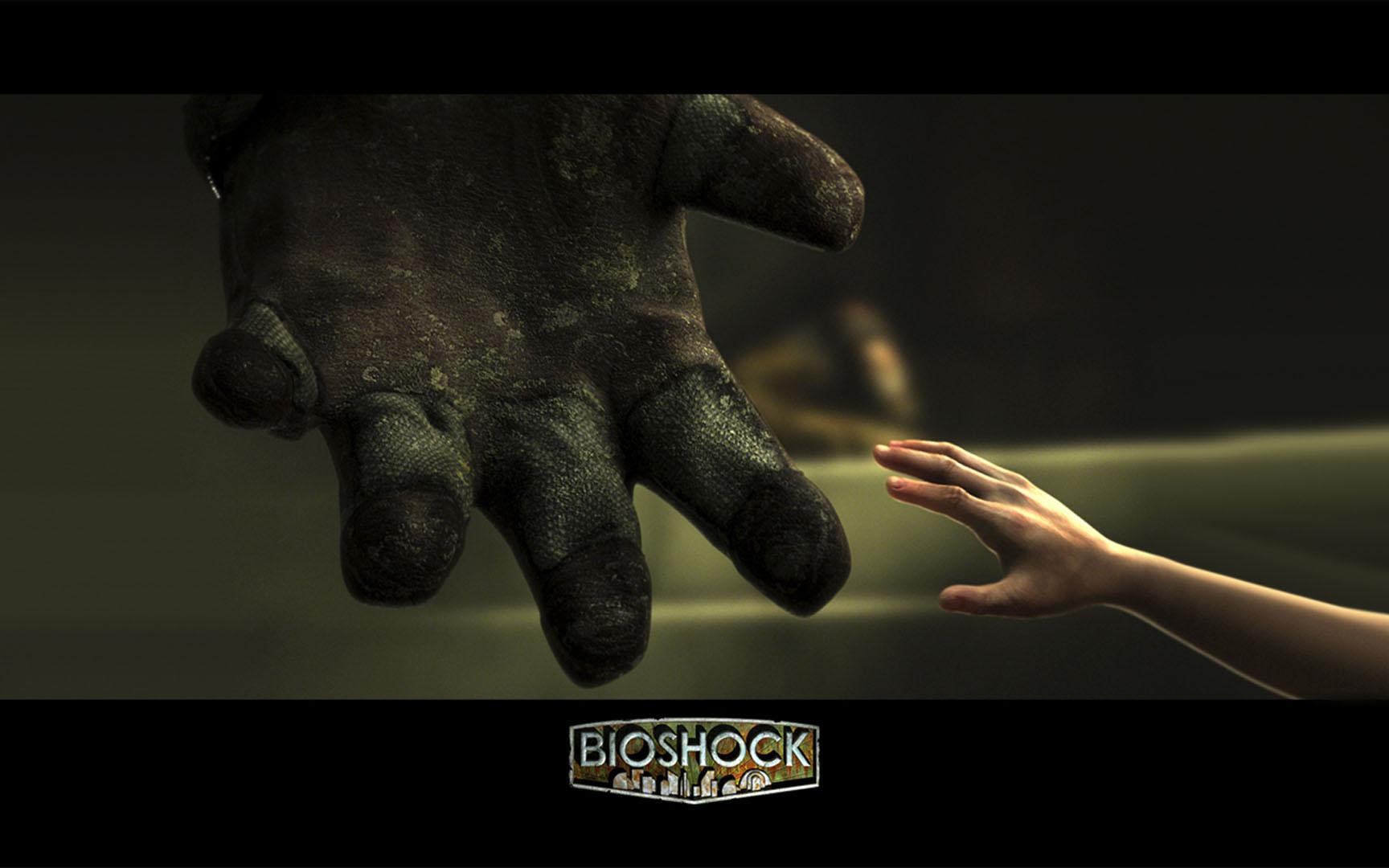 Bioshock Hand