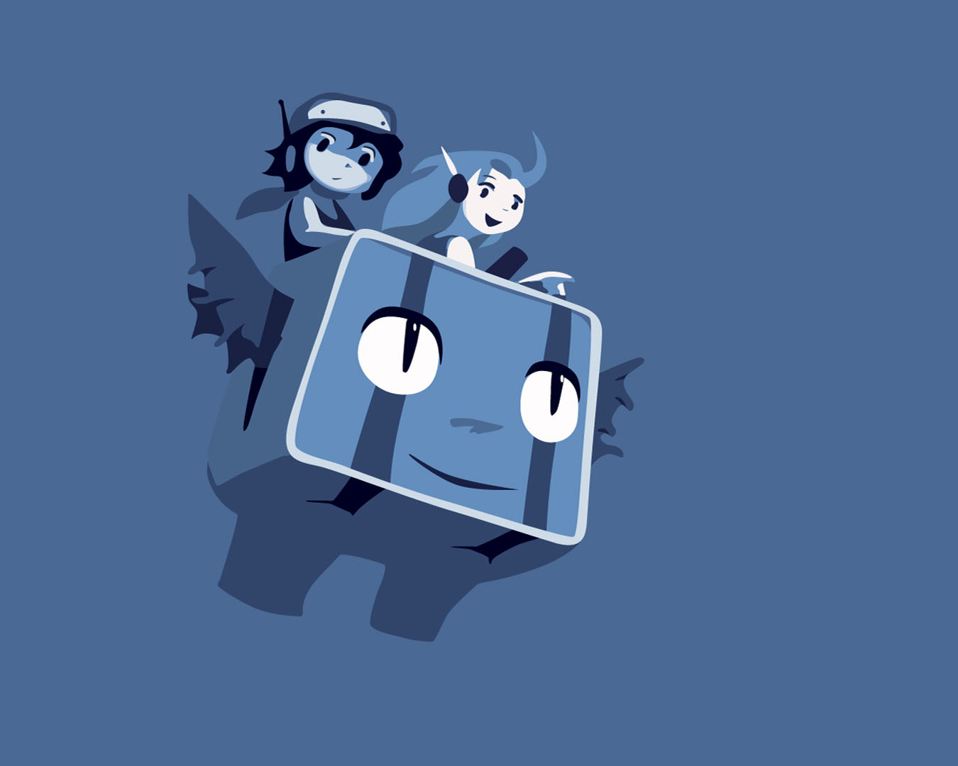 balrog cave story wallpaper