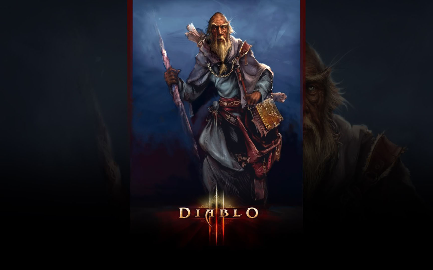 diablo wizard wallpaper related keywords suggestions