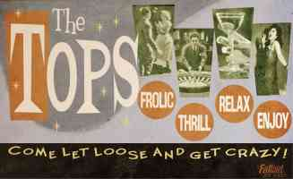 the tops advert