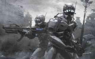2 marksmen hunters
