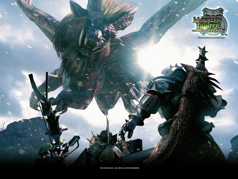Monster Hunter Frontier
