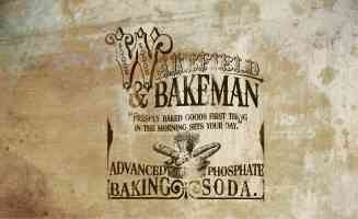 wakefield and backmant advanced phosphate baking soda advert