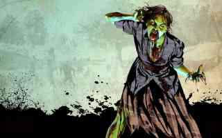 zombie farm woman