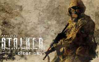 gas masked stalker