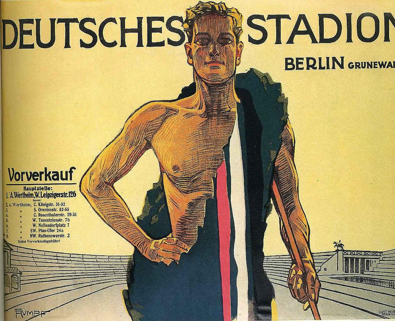 Deutsches Stadion Berlin