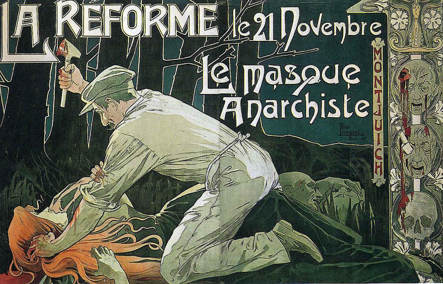 Le Masque Anarchiste