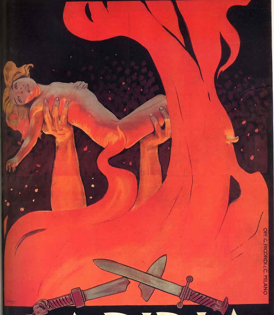 Maiden Sacrifice To Fire