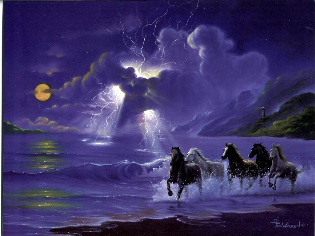 JIm Warren Riders On The Storm
