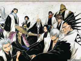 bleach cast of characters