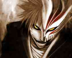 ichigo soul reaper close up