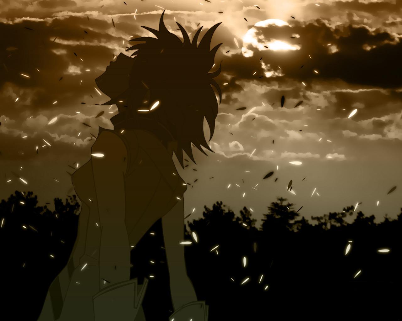 Haruko Silhouette