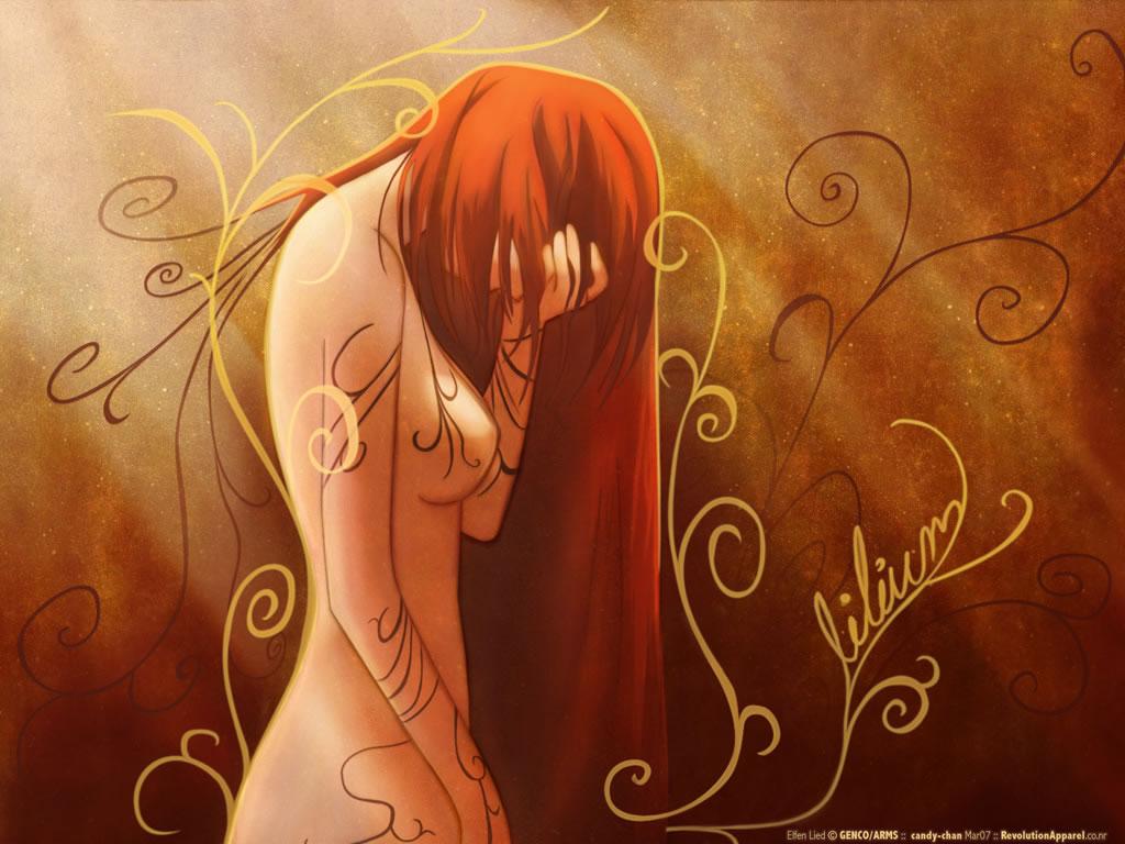 Lilium Nude