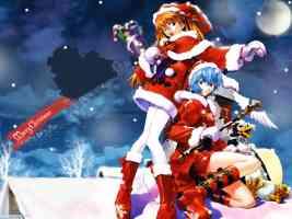 asuka rei merry christmas