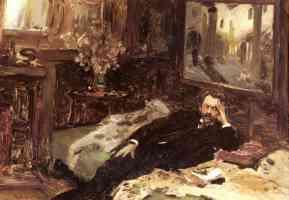 portrait of karl radnitsky