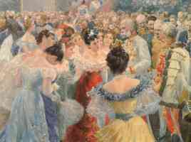 the state ball